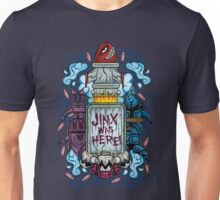 JINX THE LOOSE CANNON Unisex T-Shirt