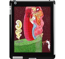 The Kiss (Gustav Klimt's Spidermand) iPad Case/Skin
