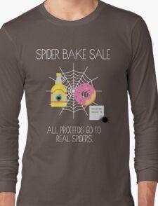 Spider Bake Sale - Undertale Long Sleeve T-Shirt