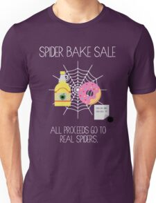 Spider Bake Sale - Undertale Unisex T-Shirt