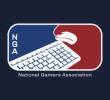 National Gamers Association by Benjamin Whealing