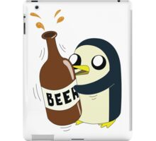 Gunter Loves Beer iPad Case/Skin