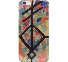 Abstract Ideas are Key iPhone Case/Skin