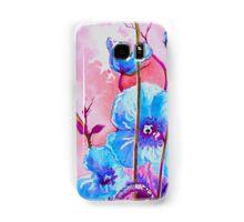 Maine Poppies Samsung Galaxy Case/Skin