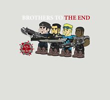 Lulz Of War: Brothers to the end Unisex T-Shirt
