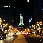 City Hall in Philadelphia by MadVonD
