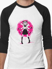 Vocaloid ECHO T-shirt  Men's Baseball ¾ T-Shirt