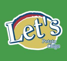 Let's Potato Chips: Sour Cream & Onion (Community) by vestigator