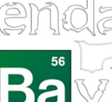 Breaking Bayliss Sticker