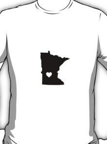 Minnesota <3 T-Shirt