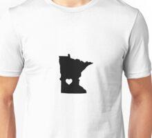 Minnesota <3 Unisex T-Shirt