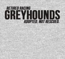 Adopted not Rescued by Alan Craker