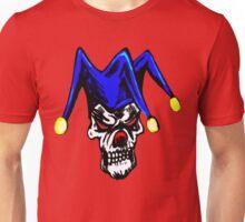 Skull Joker Unisex T-Shirt