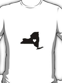 New York <3 T-Shirt