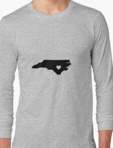 North Carolina <3 Long Sleeve T-Shirt