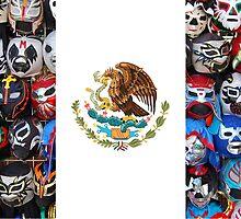 Lucha Culture by BDERK