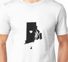 Rhode Island <3 Unisex T-Shirt
