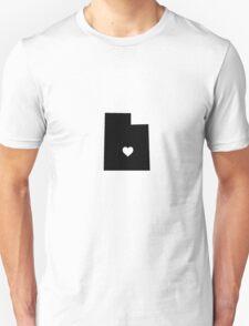 Utah <3 T-Shirt