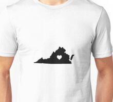 Virginia <3 Unisex T-Shirt