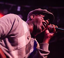 Corey Glover of Living Colour - Sydney, Feb 2014 by HoskingInd
