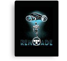 The Renegade Canvas Print