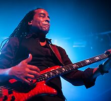 Doug Wimbish of Living Colour - Sydney, Feb 2014 by HoskingInd