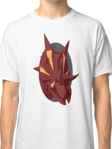 Bold Xenoceratops Classic T-Shirt