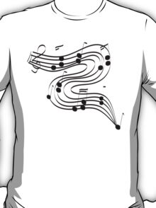 Music Dance T-Shirt