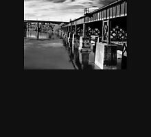 Bridge Over Troubled Waters ~ Black&White Unisex T-Shirt