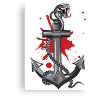 snake kingdom Canvas Print