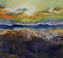 Ocean Waves by Michael Creese