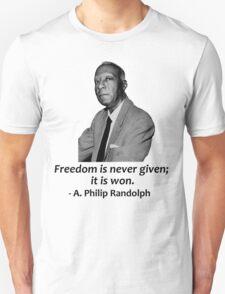 A. Philip Randolph T-Shirt