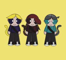 Monkey Rowdyruff Boys! One Piece - Short Sleeve