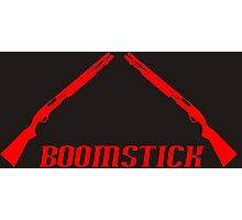 Boom Stick 870 Photographic Print