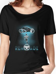 The Renegade Women's Relaxed Fit T-Shirt