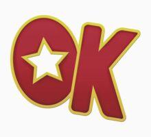 Shirt #34 / 100 - OK DK One Piece - Short Sleeve