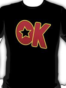 Shirt #34 / 100 - OK DK T-Shirt