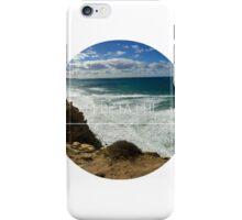 Pi Beta Phi California iPhone Case/Skin