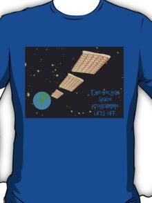 Belgium enters the Space race T-Shirt