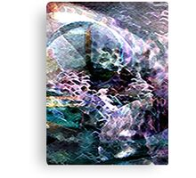 Asrevolved Canvas Print