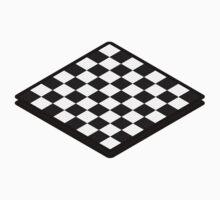 Shirt #43 / 100 - chess Baby Tee