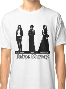 Jaime Murray characters - Warehouse 13, Spartacus, Defiance Classic T-Shirt