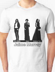Jaime Murray characters - Warehouse 13, Spartacus, Defiance Unisex T-Shirt