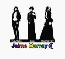 Jaime Murray characters (rainbow) - Warehouse 13, Spartacus, Defiance Unisex T-Shirt