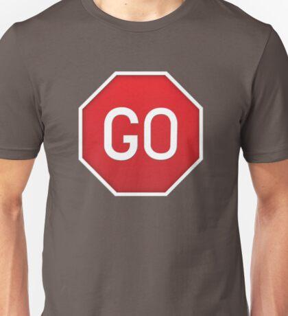 Shirt 46 / 100 - Helpful Sign Unisex T-Shirt