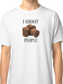 I Shoot People Classic T-Shirt