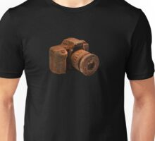 Chocolate Camera Unisex T-Shirt