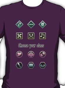 Log Horizon Class T-Shirt