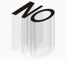 Shirt #51 / 100 - NO Kids Tee