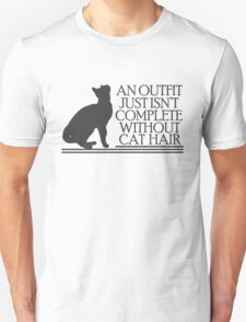 An outfit just isn't complete without cathair Unisex T-Shirt
